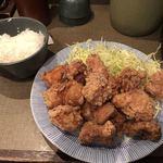 一番どり - テンカラ定食♪