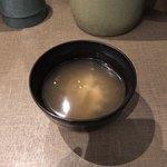 一番どり - お味噌汁♪