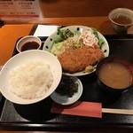 81385511 - 日替わり定食(900円)