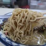 名代井手ちゃんぽん - 麺