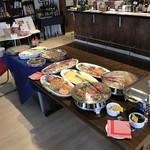 阿波踊り&ミュージック Cafe&Barコティ - ビュッフェスタイルの食事※要予約