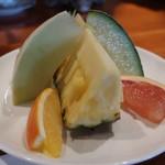 果実香 - 果物(表)