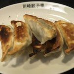 川崎餃子樓 - 焼き餃子