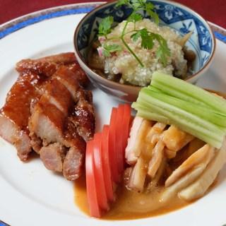 華やかな中華料理をお気軽に堪能◎匠の技が活きた料理に舌鼓