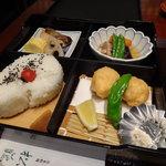 銀座 松鶴 - お楽しみ弁当