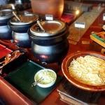 隠れ房 御庭 - 麺