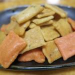 丸栄製菓 - 料理写真:千枚マヨネーズ