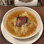 中国酒家 大三元 - 拉麺
