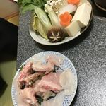 大海 - クエ鍋材料