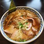 手打ち中華 麺匠 ぜん - 料理写真:ワンタン麺