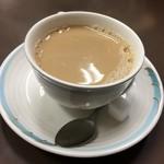 センリ軒 - ミルクコーヒー