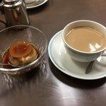 センリ軒 - ミルクコーヒー&プリン