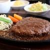 ギャラリーレストラン ハンバーグ工房 古賀 - 料理写真:このコスパはすごい200g