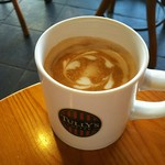 タリーズコーヒー - フラットホワイト