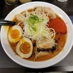 81401647 - 辛口肉ソバ『味噌』