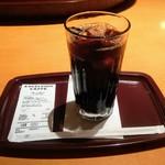 エクセルシオールカフェ - アイスコーヒーS
