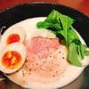 コジーナ邸 鶏やさい白湯ラーメンとイタリアンラーメン - 料理写真:
