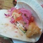 MUCHO -MODERN MEXICANO- - 僕が好きな白身魚のフリット