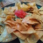 MUCHO MODERN MEXICANO - Mucho名物フレッシュワカモレ✨✨ココに来たらこれを食べないと!(^-^)