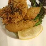 クーカイ - 牡蠣のサクサク揚げ