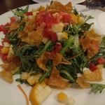 クーカイ - 金柑と春菊のサラダ