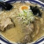 みそラーメンの喜亭 - 料理写真:トップフォト 生姜にんにく味噌ラーメン