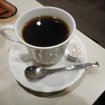 喫茶室ルノアール - アメリカン¥570-