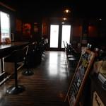 Cafe Boulangerie Couronne CHIBA-NEW - 店内