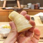 照寿司 - 北九州合馬の筍