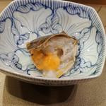 照寿司 - 生の渡り蟹