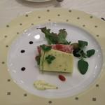 ベルヴィギャザホール - 料理写真: