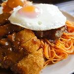 カフェレストラン CHILD BOX - デラックストルコライス