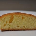 むか新 - こがしバターケーキ