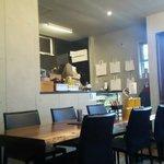 Tea Room Maman - 店内