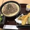 博多やりうどん - 料理写真:天ざるそば 大盛=870円