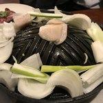 中華料理 八戒 - ジンギスカンスタンバイ