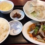 中国料理 盛隆 - 日替りランチA