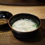 虎白 - お椀 ふくのにゅう麺