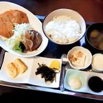絆食堂 - 2品チョイスの定食