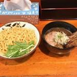 つけ麺 鵜の木堂 - 【特製つけ麺…950円】2018/2