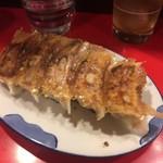 錦ちゃん餃子 - 海老餃子