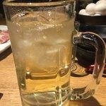 九州薩摩地鶏の個室居酒屋 九遠 - ハイボール