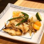 和食 いし津 - ☆のどぐろ黒焼き 2780円