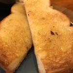 カフェ コティー - サクッとモチッと美味しいパンです(2018.2.24)