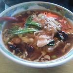 ラーメンきたの - 広東麺