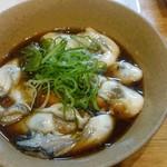 煮込みとワイン 忠左エ門 - 生牡蠣
