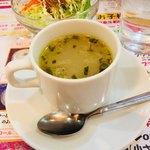 グリヤ - セットのスープ