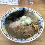 麺屋十郎兵衛 - 煮干拉麺(濃厚)
