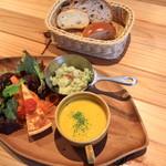 nine CAFE - 前菜