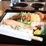 鶴居ノーザンビレッジ ホテルTAITO - 料理写真: